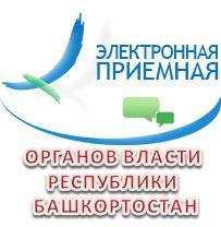 Электронная приемная органов власти Республики Башкортостан